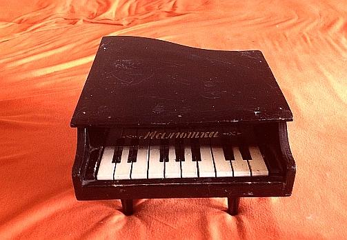 Radzieckie pianino