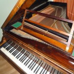 "The serial numbers of pianos ""Legnica"""