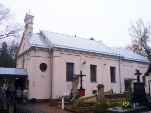 Kościół pw. Wszystkich Świętych w Lublinie