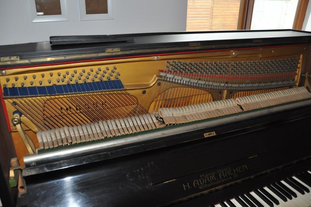Pianino z Aachen