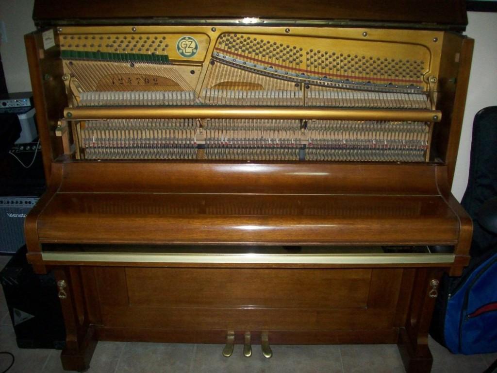 Jeszcze inne pianino do porównania