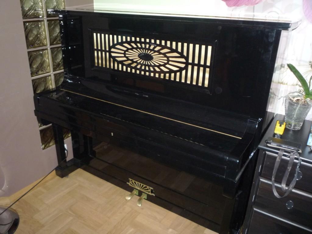 Pianino K. Chamski, Bydgoszcz, nr 1070