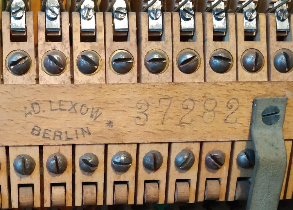 Ad. Lexow, Berlin