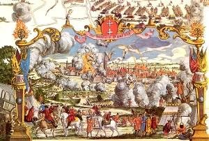Oblężenie Gdańska, 1734